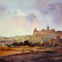 the Citadel Gozo oct 2012