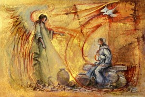 Annunciation - 2011 - May - We carry this treasure in Earthen wear pots