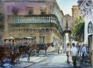St. George Square Valletta - Malta