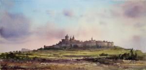 View of Mdina - Malta