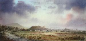 View of Victoria Gozo