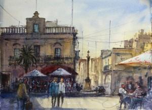 Village Square Xaghara - Gozo