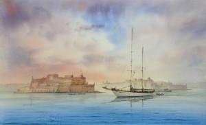 a classic in the Grand Harbour - Malta